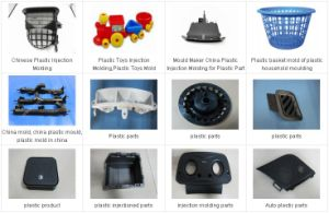 High Quality Custom Injection Moulding and Plastic Mould