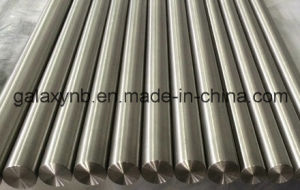 High Quality Gr1 Pure Titanium Straight Round Bar pictures & photos
