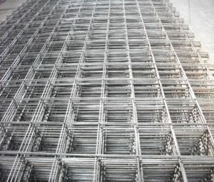 Concrete Reinforced Wire Mesh Panel/Brc Welded Mesh Panel pictures & photos