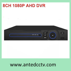 High Definition Hybrid 8 Channel 1080P Ahd DVR Recorder Standalone DVR pictures & photos