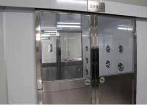 Material Airshower for LED Panel Cleanroom