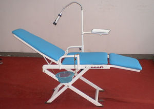 New Foldable Portable Teeth Whitening Dental Chair pictures & photos
