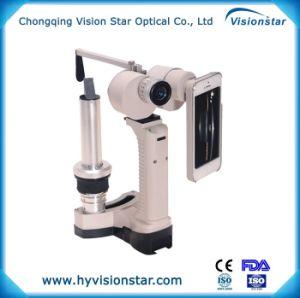 2 Step 10X/16X Zoom Handheld Slit Lamp Microscope