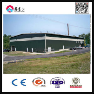 New Sandwich Wall Panel Steel Structure Garage (XGZ-0653) pictures & photos