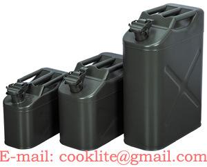 Bidon Gasolina Metalico / Bidon Metalico PARA Carburante / Jerrycan Metalico PARA Combustible pictures & photos