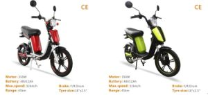 Electric Bike Moped for Students Use pictures & photos