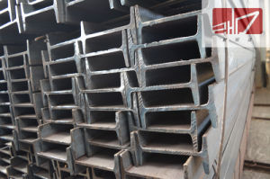 China Hot Rolled I Beam in Steel Profile pictures & photos