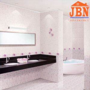 300X450mm 3D Inkjet Glazed Bathroom Ceramic Tile (2M-59309A) pictures & photos