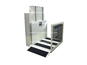 Hydraulic Accessible Wheelchair Lift for Handicapped pictures & photos