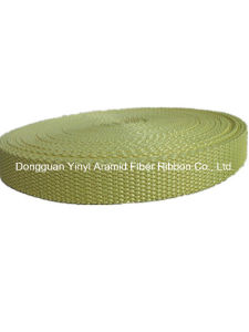 Fire Retardant Aramid Fiber Safety Belt Webbing pictures & photos