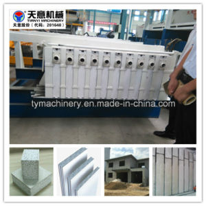Light Weight Composite Solid Wall Panel Machinery pictures & photos