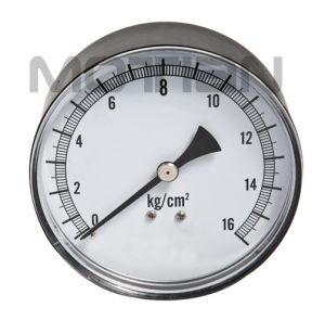 3 Inch Dry Steel Case Plastic Surface Pressure Gauge