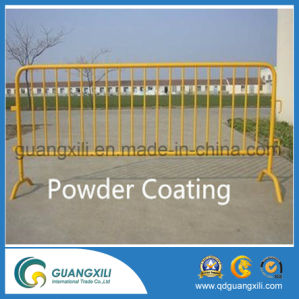 Hot Dipped Galvanized Metal Traffic Crowd Control Barrier pictures & photos