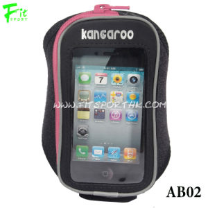 Waterproof Neoprene Armband for Smart iPhone 7 (AB02)