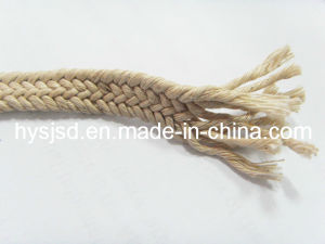 Factory High Quality Braided Cotton Rope pictures & photos
