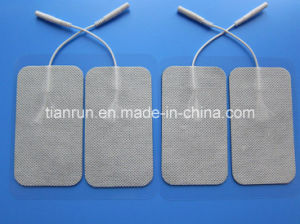 Tens Electrode, Rectangle Shape, 50*90mm pictures & photos