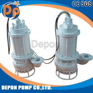 Underwater Submersible Abrasion Resistant Slurry Pump pictures & photos