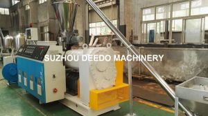 PVC Hot Cutting Strand Pelletizer pictures & photos