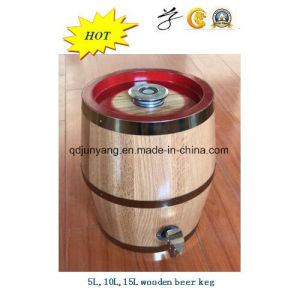 Wooden Beer Kegs with SUS Inner Tank pictures & photos