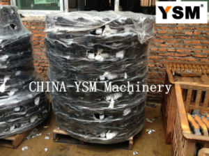 PC20, PC30, PC40 Track Link Assy for Excavator Parts Komatsu pictures & photos