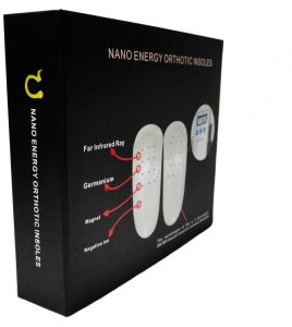 Scalar Energy Orthotic Insoles Medical Orthotic Insoles Therapy Foot Energy Insoles pictures & photos