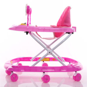 Wholesale High Quality Cheap Plastic Baby Walker pictures & photos