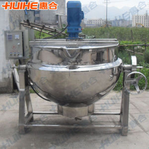 Stainless Steel Electric Jacketed Kettle for Sugar pictures & photos