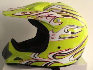 Motorcycle Motorbike Scooter Full Face Cross Helmets off Road Helmet (HDC-1001)