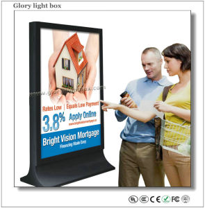 Supper Market Multy Posters Scrolling Light Box Promitonal Signage (SR015) pictures & photos