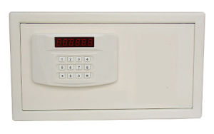 Motor-Driven & Hands-Free Hotel Safe Box (T-HS43LCDX-B) pictures & photos