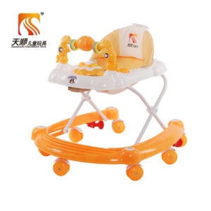 U Shape Base 360 Degree Rotating Simple Baby Walker pictures & photos