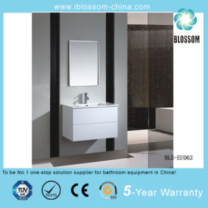 Hangzhou Xiaoshan Factory Sanitary Ware MDF Bathroom Cabinet (BLS-EU062) pictures & photos