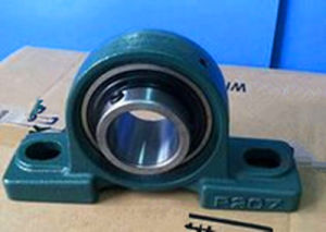 China Manufacturer Housing Bearing Pillow Block Bearing pictures & photos