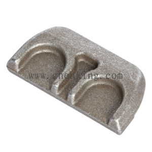 Steel Track Parts Forging pictures & photos