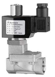 Solenoid Valve Pilot Operated (SLP SERIES) for Water pictures & photos
