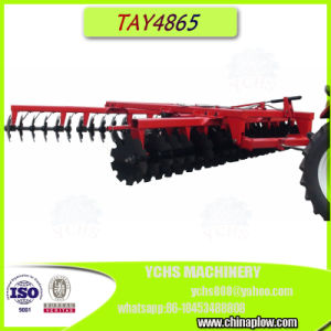 Agricultural Machine Disc Harrow for Yto Tractor pictures & photos