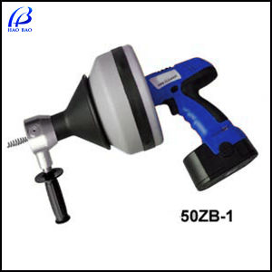 Hand Power Type Electric Drain Cleaner (50ZB) pictures & photos