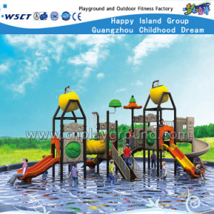 School Outdoor Playground Kids Slide Play Equipment HD-Tsd002 pictures & photos