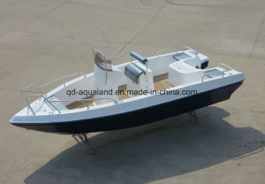 Aqualand 21feet 6.25m Fiberglass Motor Boat/Sports Fishing Boat/Pleasure Boat (205c) pictures & photos