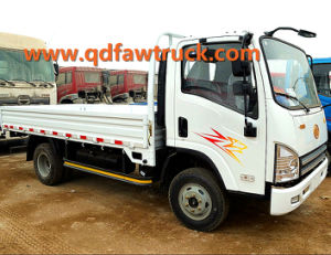Faw 5-7 Tons Light Truck 4X4 pictures & photos