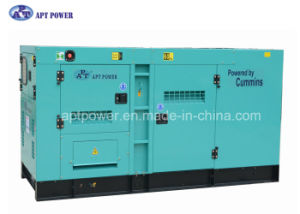 Noiseless 3 Phase 350kw/438kVA Cummins Electric Generator pictures & photos