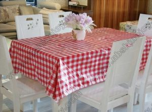 The Classic Pattern Table Cloth pictures & photos