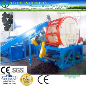 Whole Tire Shredder (SLPS-800/1200) pictures & photos