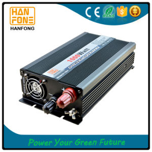 1-200kw Output Power and Single Output Type 220V Inverter 1000W pictures & photos