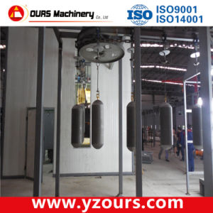 Best Quality Powder Coating Line with Automatic Powder Coating Machine pictures & photos