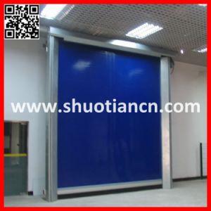 Auto Industrial Warehouse High Speed Roller Door (ST-001) pictures & photos