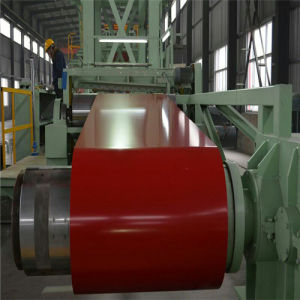 Building Material PPGI PPGL Prepainted Color Coated Galvanized Steel Coil pictures & photos
