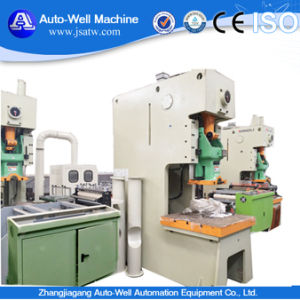 Disposable Aluminum Foil Container Making Machine with High Quality pictures & photos