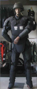 Bulletproof Layer Police Anti-Riot Suit pictures & photos