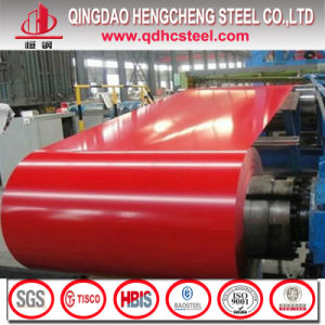 Color Coated PPGI Prepainted Galvanized Steel Sheet Coil pictures & photos